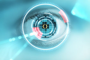 IRIS Biometric IoT